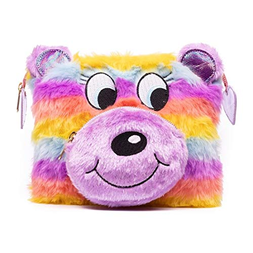 Irregular Choice Big Bear Womens Pouch