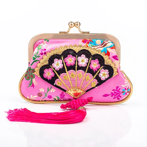 Let Dreams Blossom Purse
