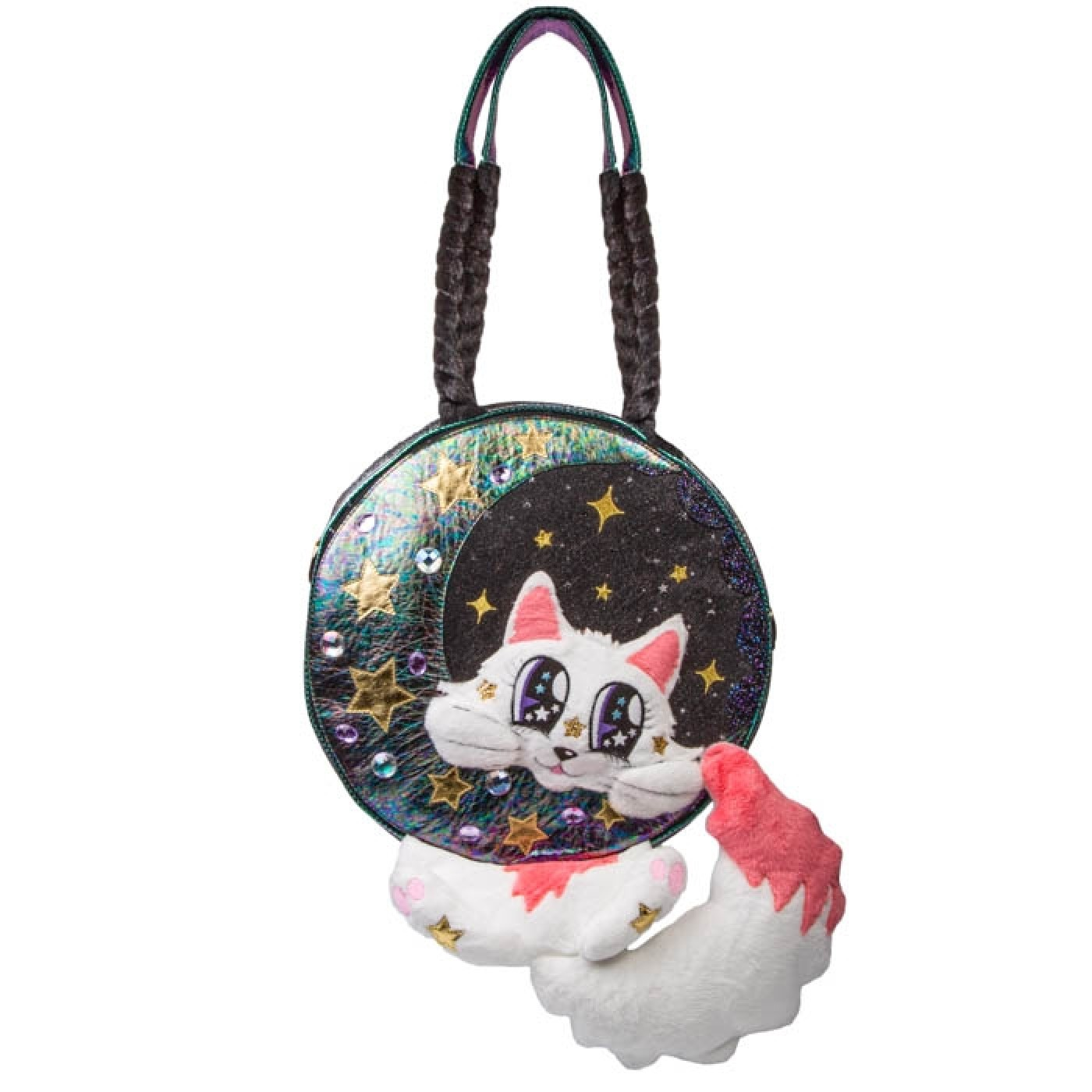 Miaow At The Moon Bag