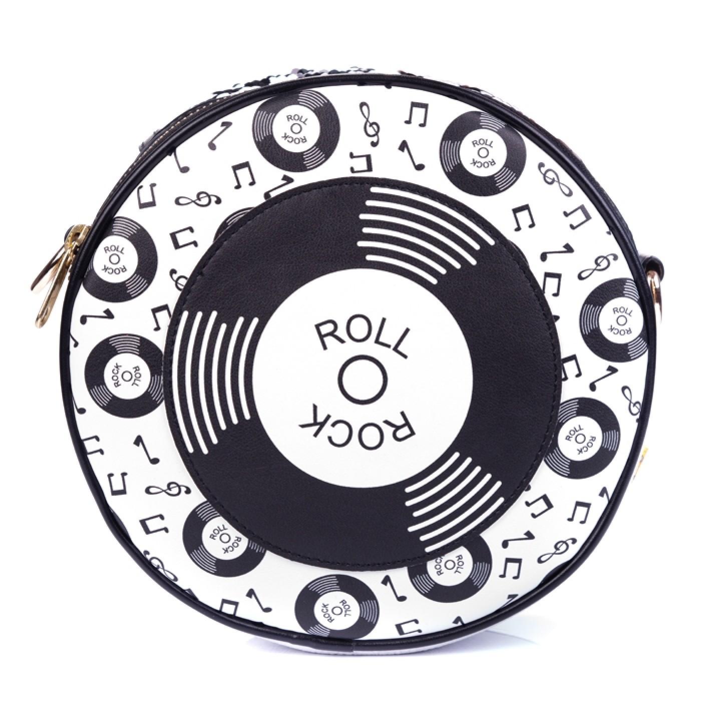 Rocko Roller Bag (white)